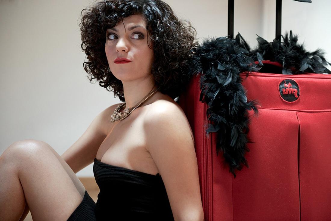 La valigia rossa